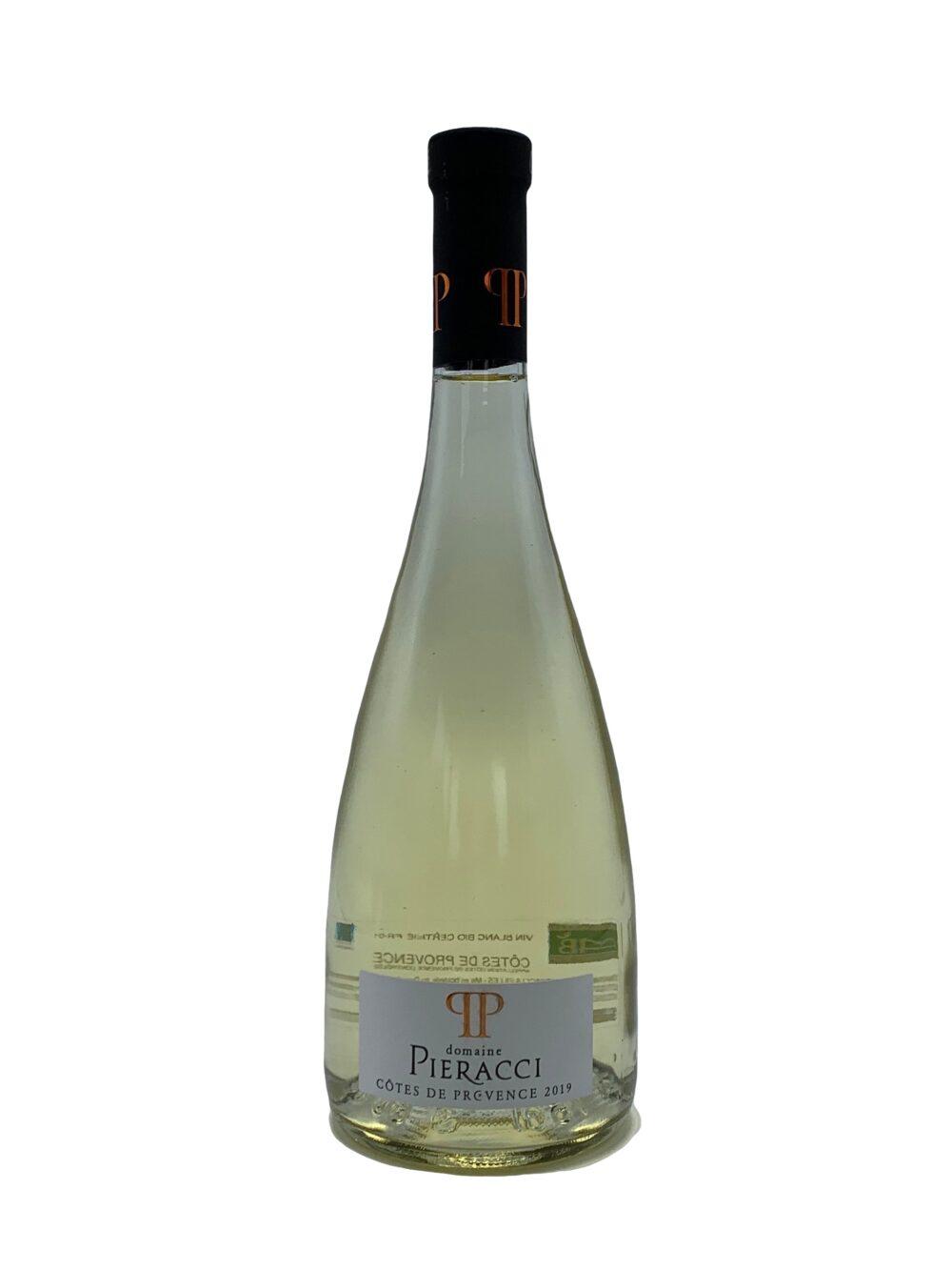 Côtes de Provence Pieracci blanc