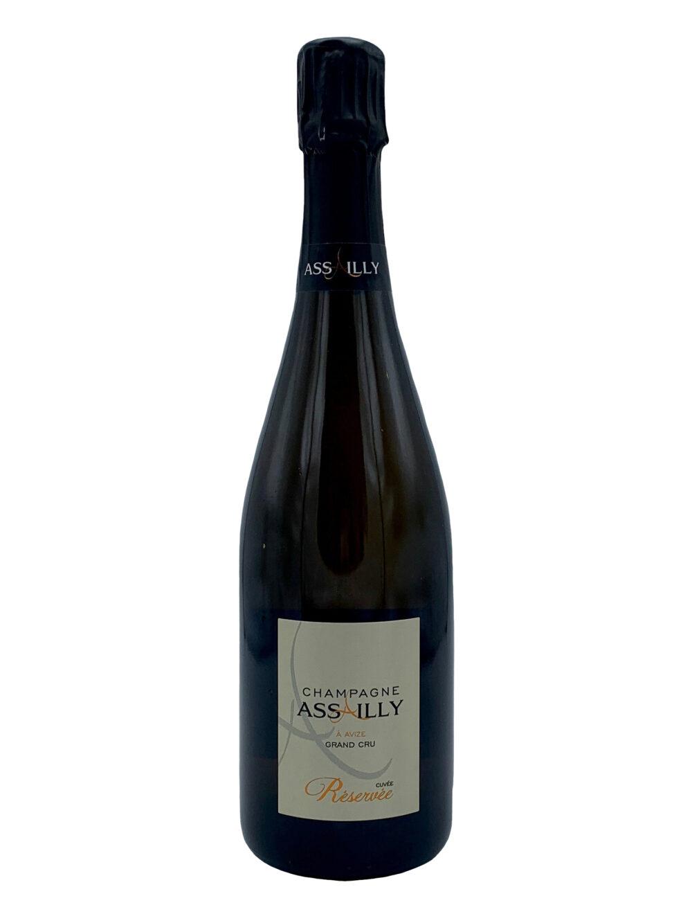 Champagne assailly grand cru blanc de blancs 750