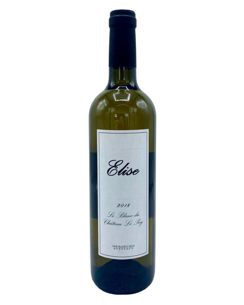"""Elise """"Le Blanc de Château Le Pey"""""""