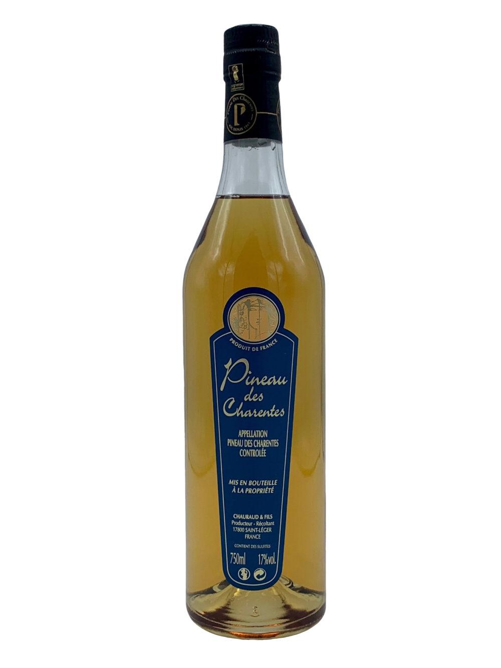 Pineau des Charentes Blanc Chauraud