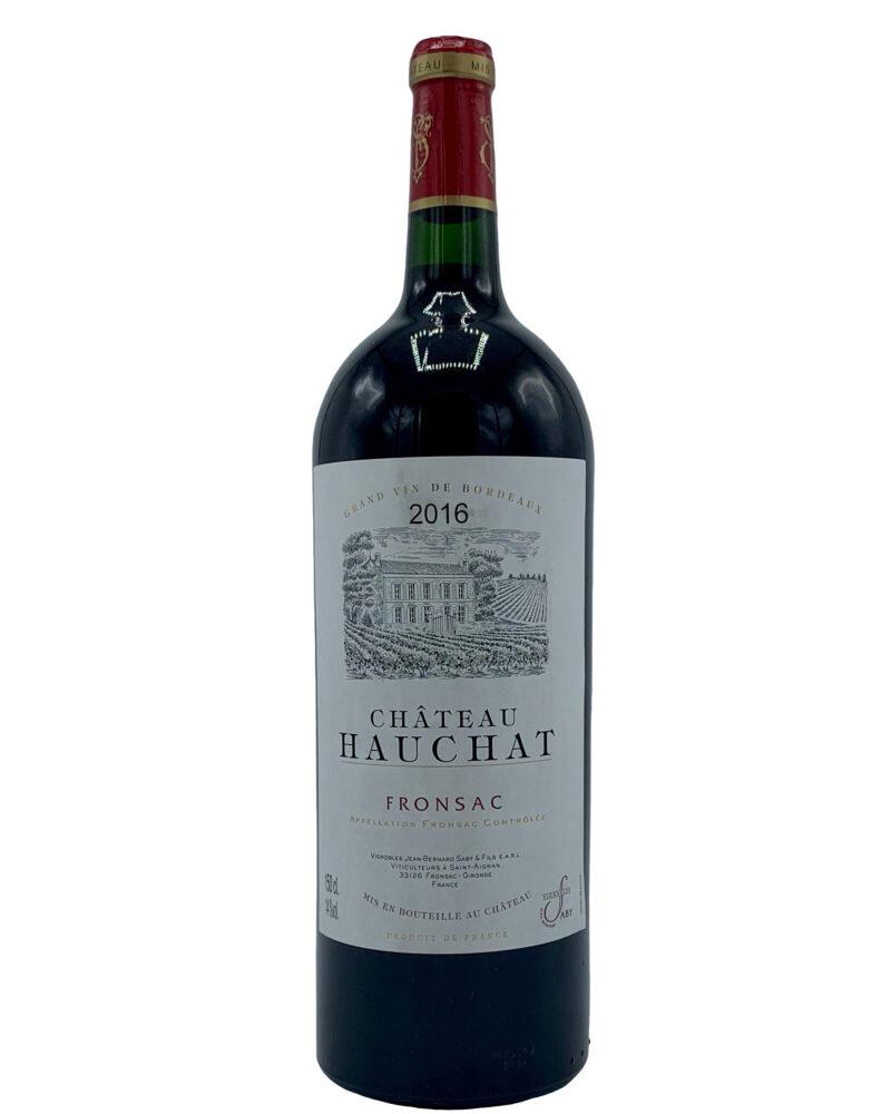 "Château Hauchat ""Jean Bernard Saby & Fils"" 1500 ml"