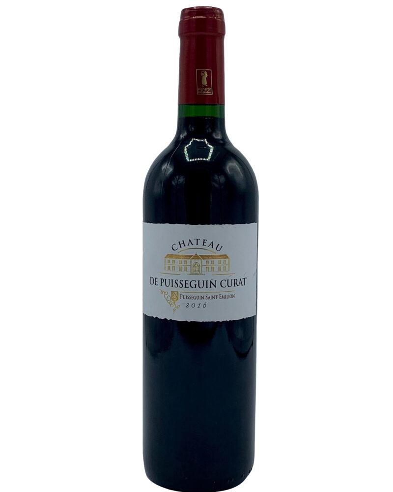 Château Puisseguin Curat 750 ml
