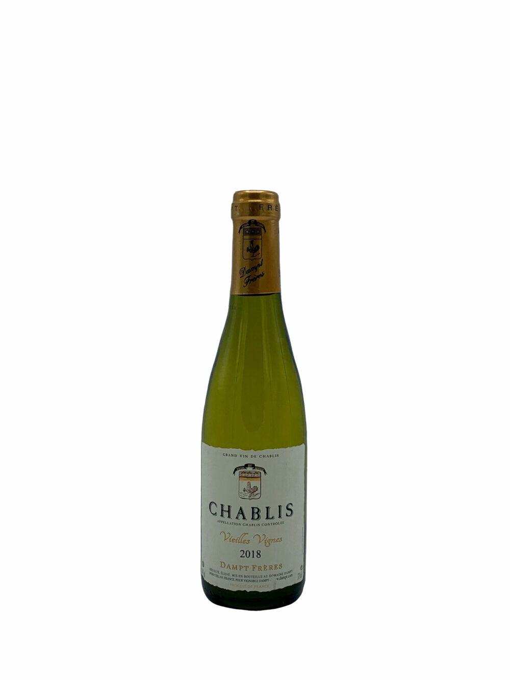 chablis vieilles vignes 375