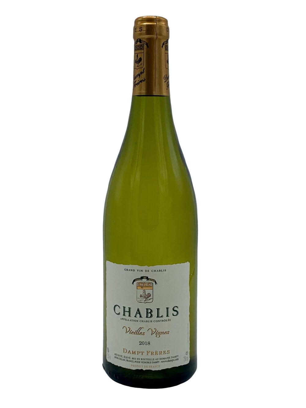 chablis vieilles vignes 750