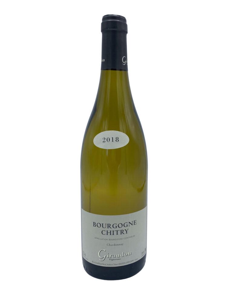 """Bourgogne Chitry """"Giraudon"""""""