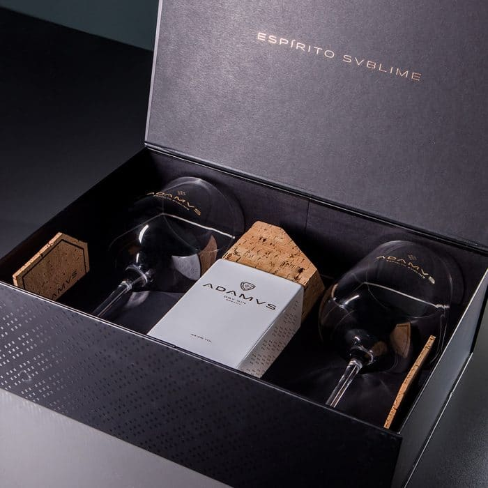 Adamus Gin Limited Edition Gift set