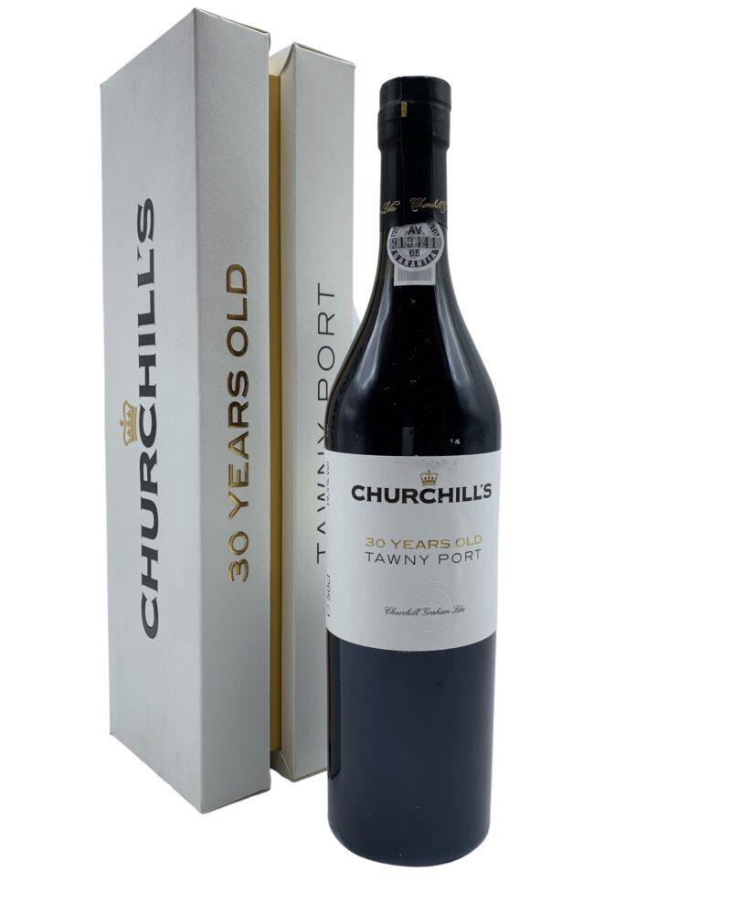 Porto Churchill's 30 years old tawny
