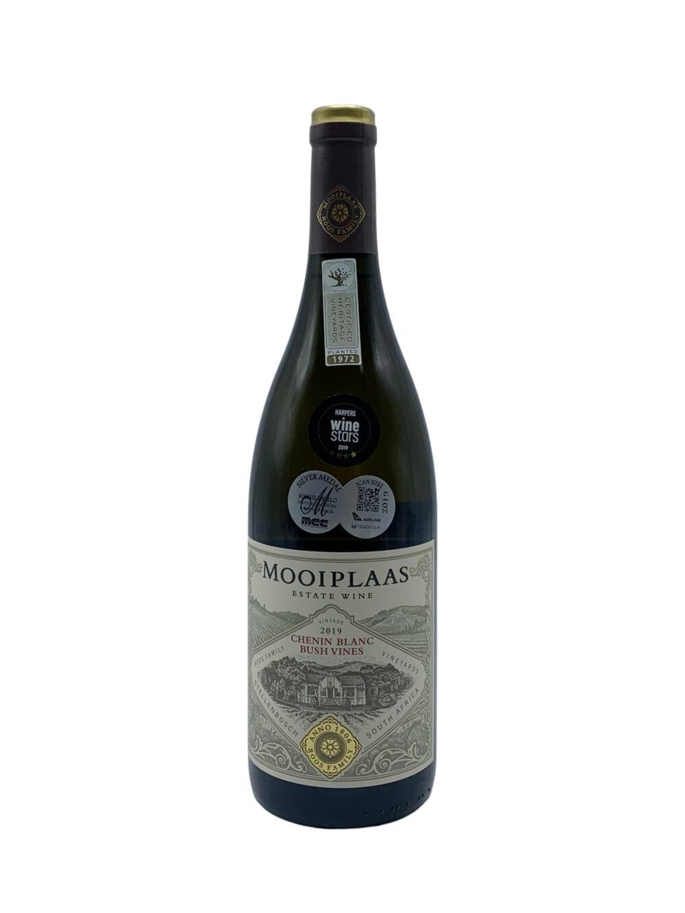 Mooiplaas Chenin Blanc Bush Vines