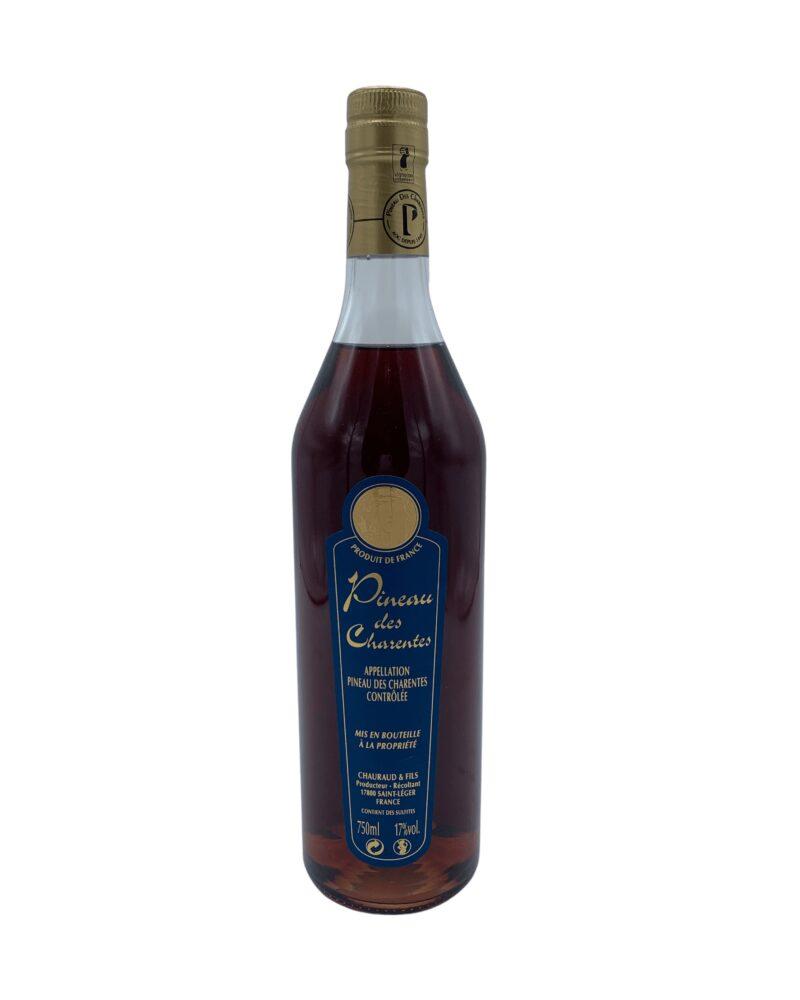 """Pineau des Charentes rosé """"Chauraud"""""""