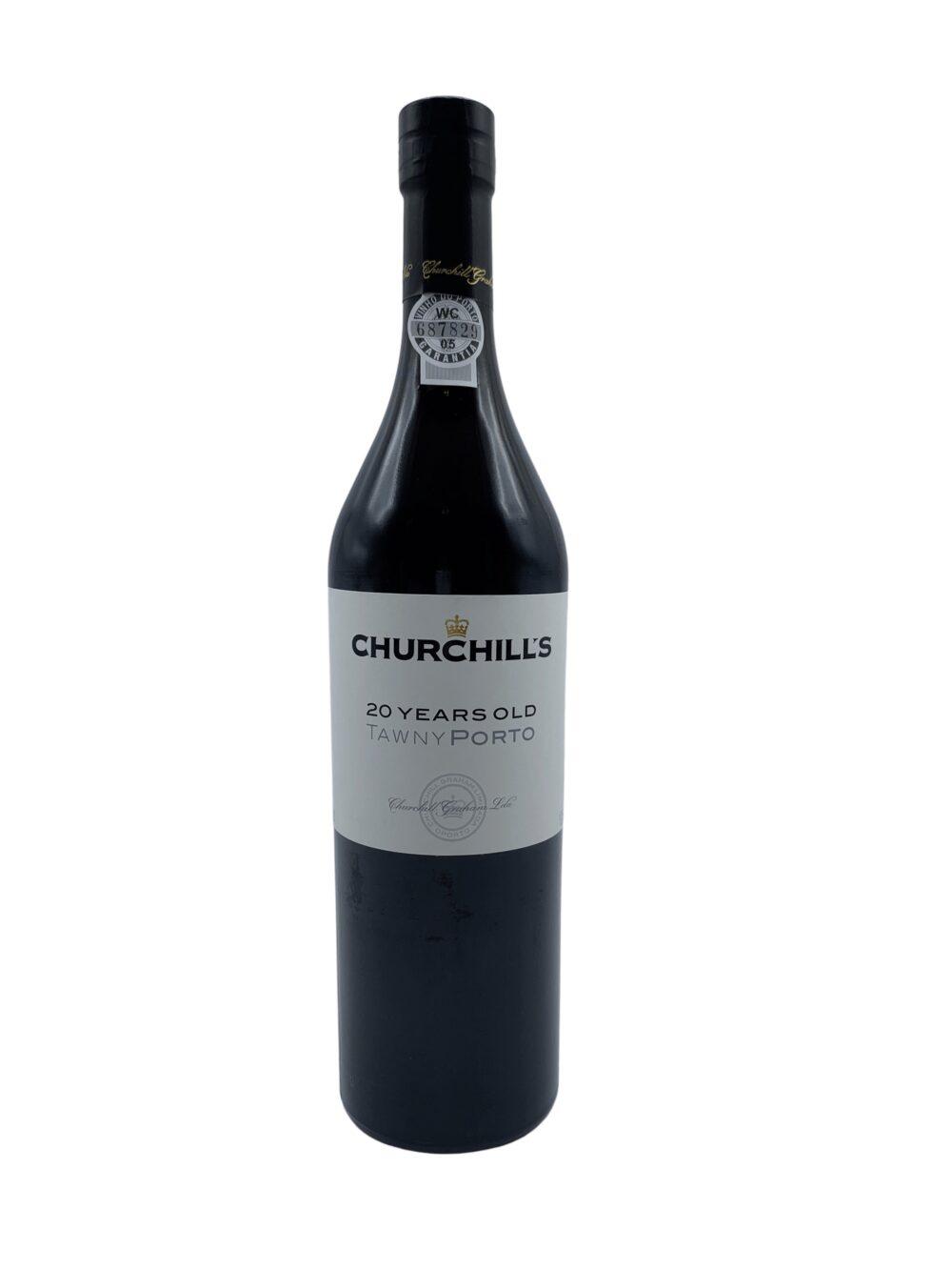 Porto Churchills 20Y