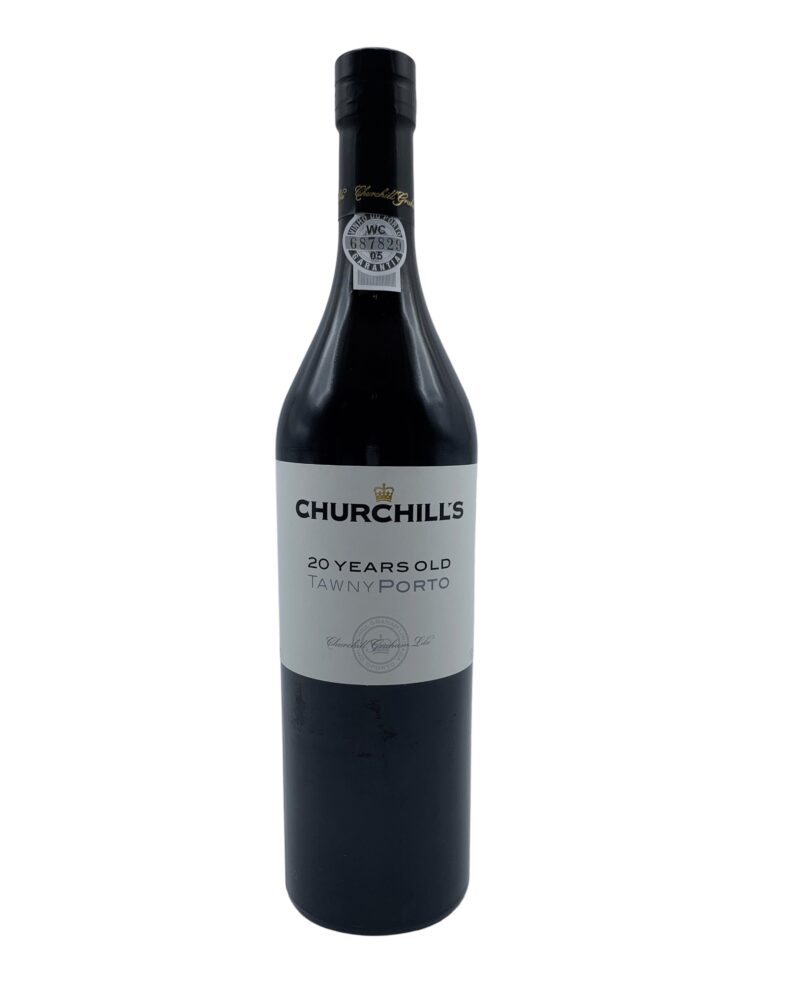 Porto Churchill's 20 years old tawny