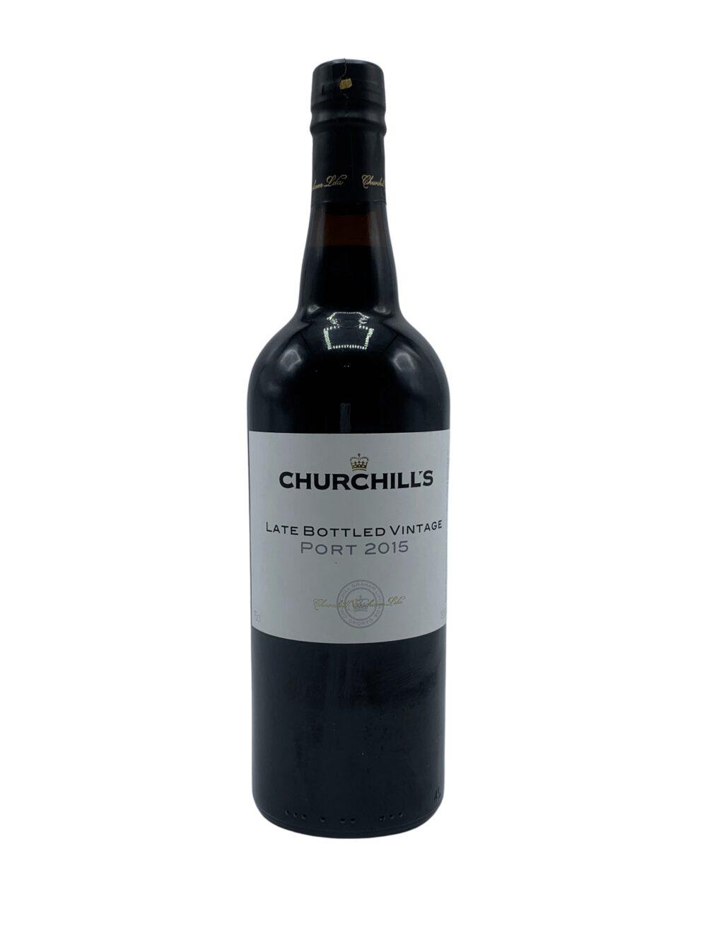 Porto Churchills Late bottled vintage