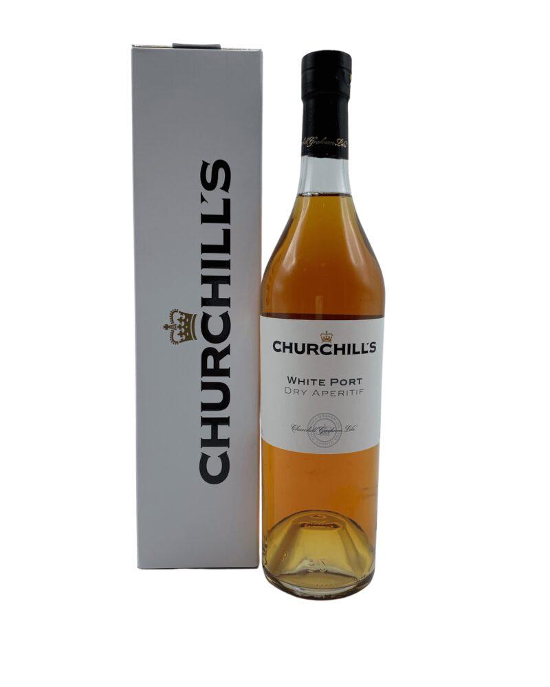 Porto Churchill's dry white