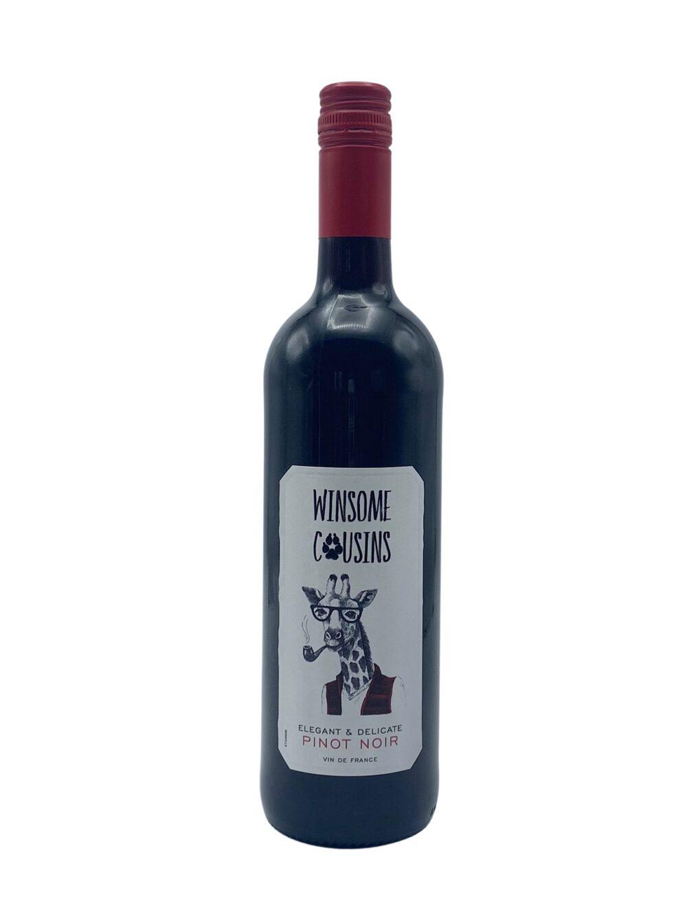 Winsome Cousins Pinot Noir